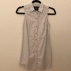 Abercrombie Shirt Dress XXS